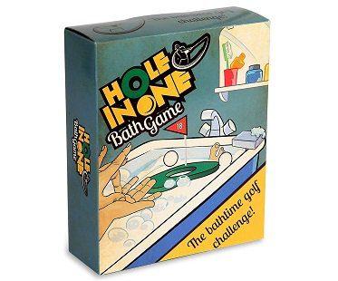 bath golf game box