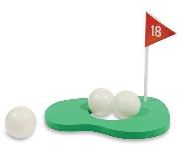bath golf game hole in one