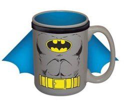 batman caped mug
