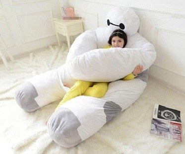 big hero 6 baymax bed cuddle