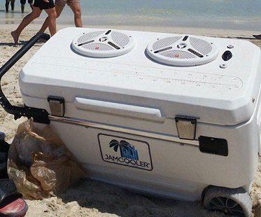 boombox cooler