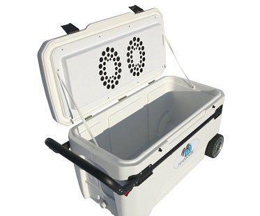 boombox cooler speakers