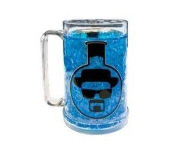 breaking bad freezable mug
