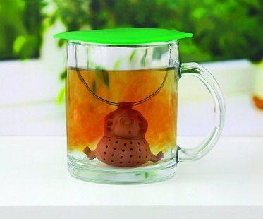 chimpanzee tea infuser