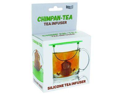 chimpanzee tea infuser box