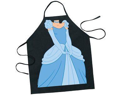 cinderella apron