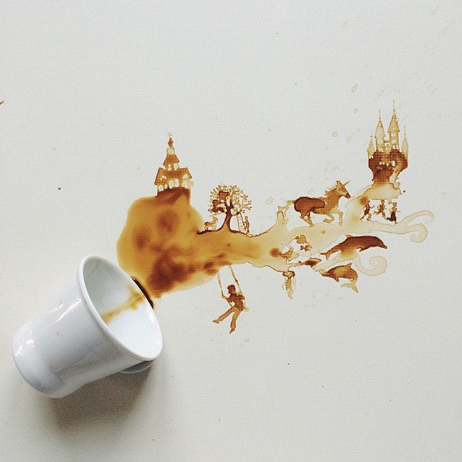 coffee fairytale