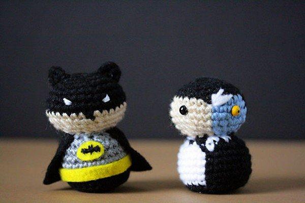 crochet batman