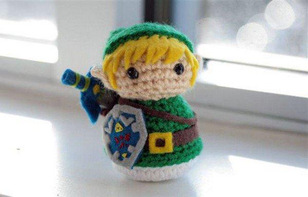 crochet link