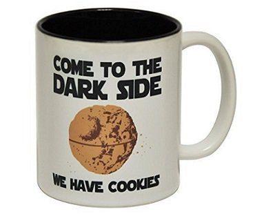 dark side cookies mug