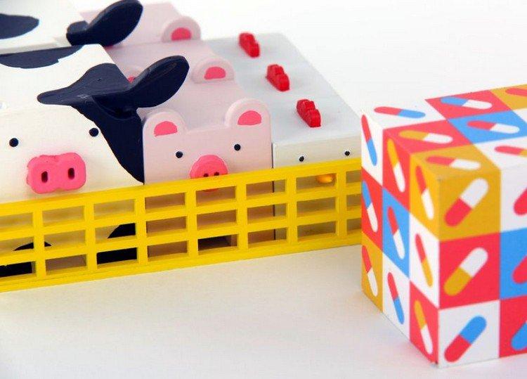 farm toy animals antibiotics
