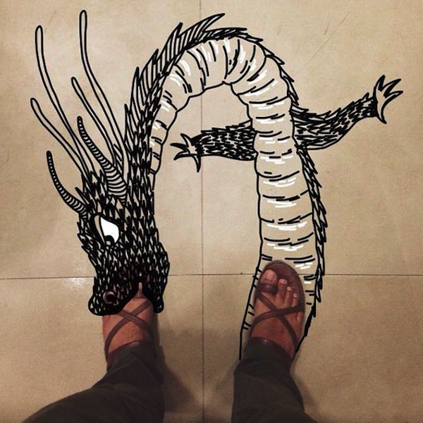 feet-dragon