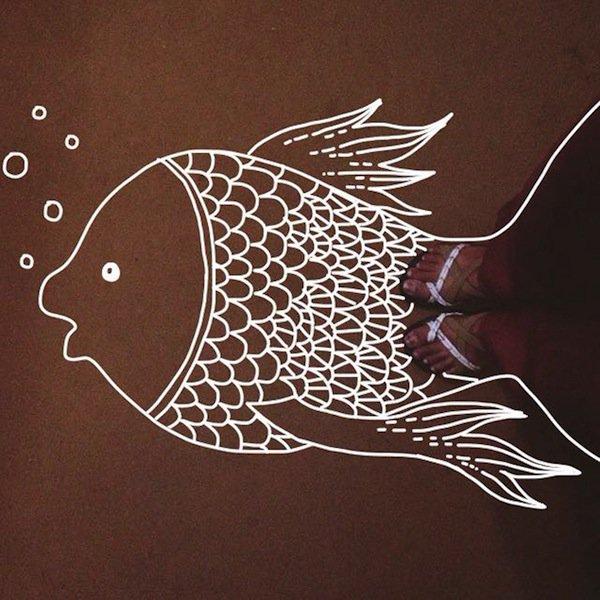 feet-fish