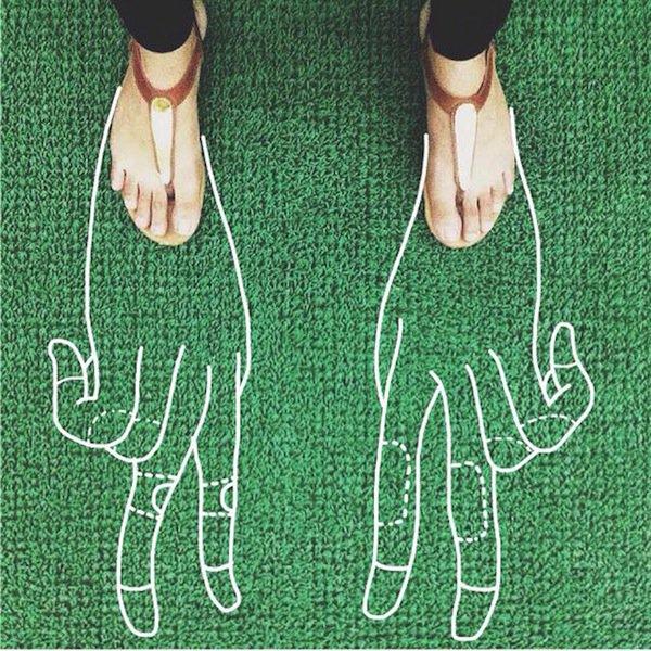 feet-hands