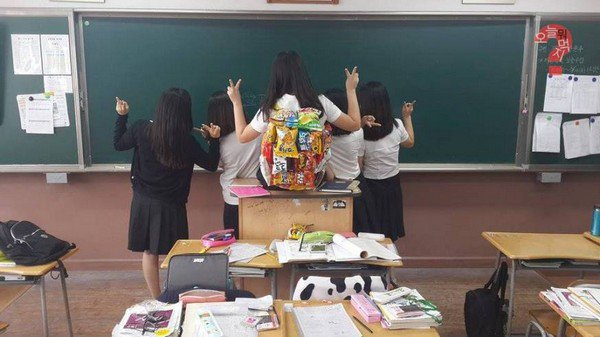 five girls snackpack