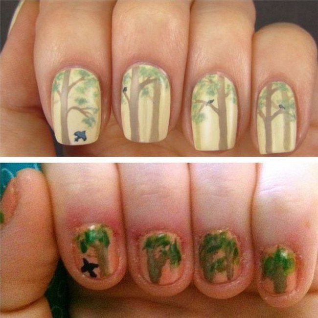 forest nails fail