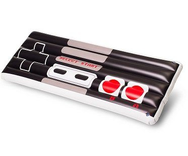 game controller pool float nes