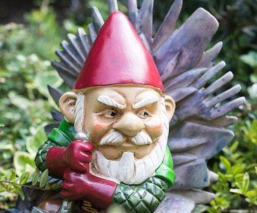 game of gnomes garden gnome decor