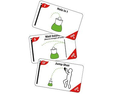 golf drinking game cards