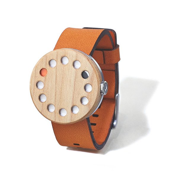 grovemade wood watch and strap
