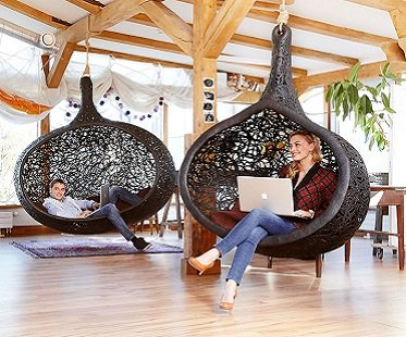 Hanging Cocoon Chair