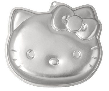 hello kitty cake pan mold
