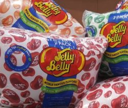 jelly belly scented pillows