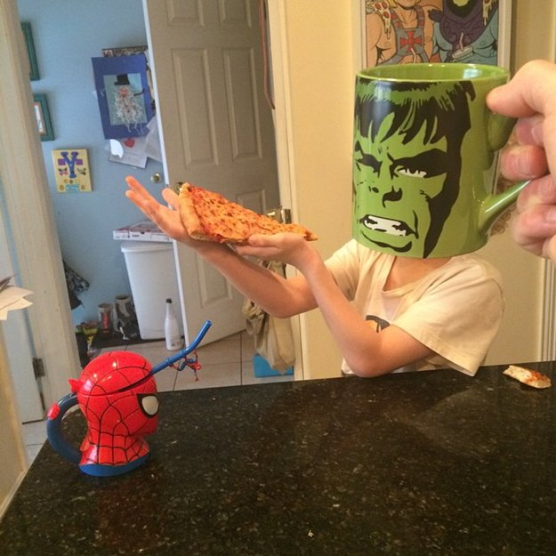 kids-superheroes-breakfast-mugshot-lance-curran-pizza