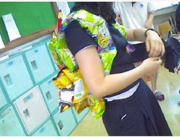 lockers snackpack