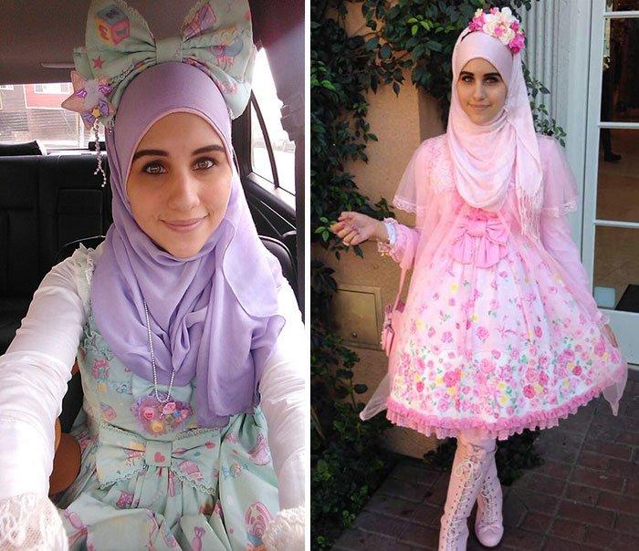 lolita girl two pics