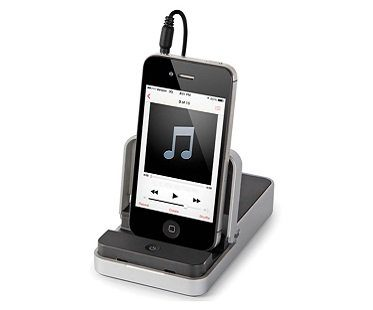 long range wireless speakers dock