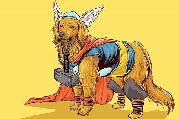 marvel-dogs-thor
