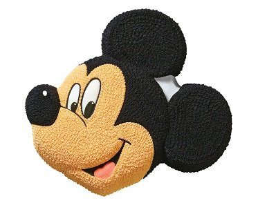 mickey mouse cake pan disney