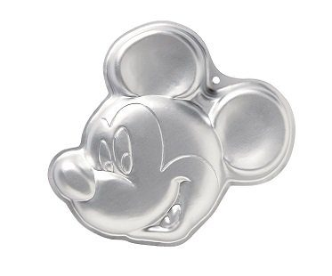 mickey mouse cake pan mold