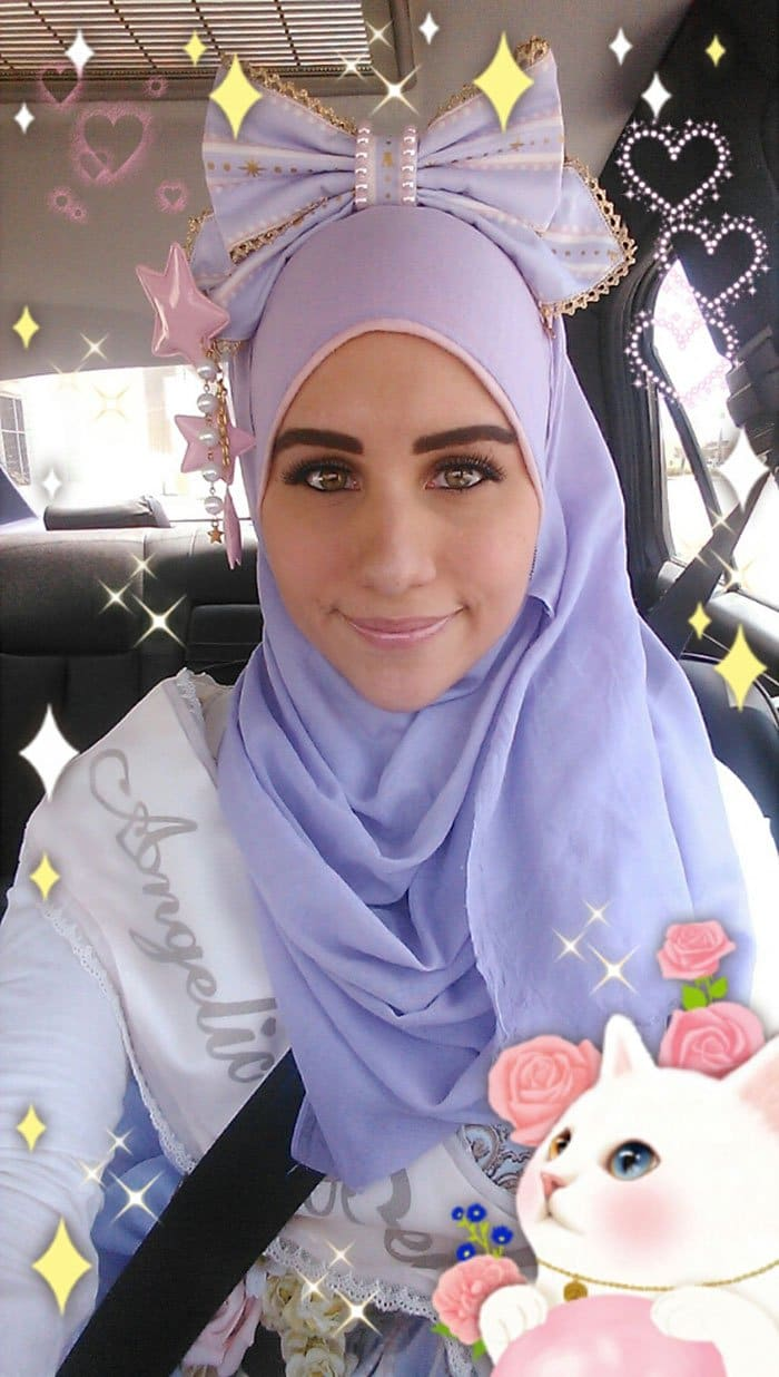 muslim lolita car