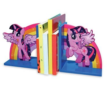 my little pony bookends twilight sparkle