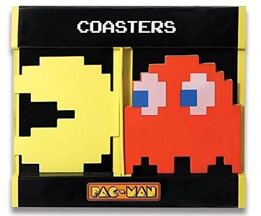 pac-man coasters box