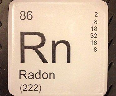 periodic table element soap radon