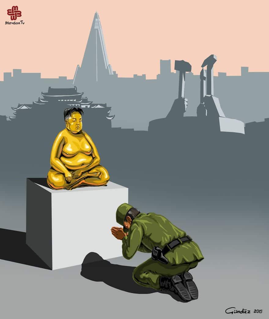 police-northkorea