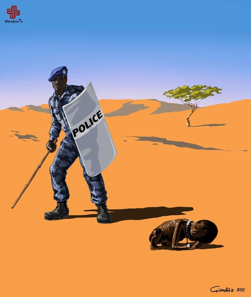 police-sudan