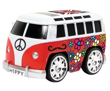 remote control campervan hippy