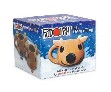 rudolph heat changing mug box