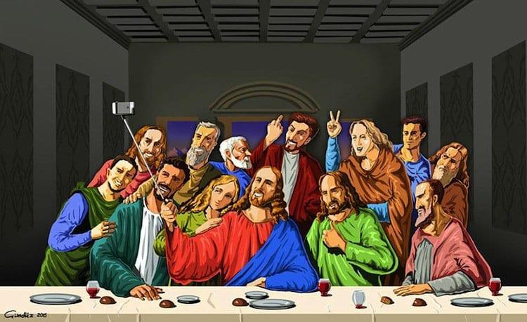 Bildergebnis für jesus humour