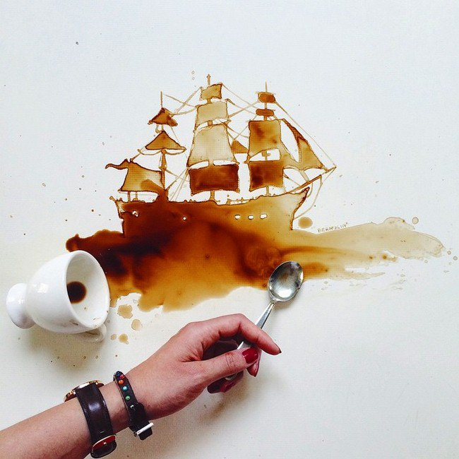 ship coffee