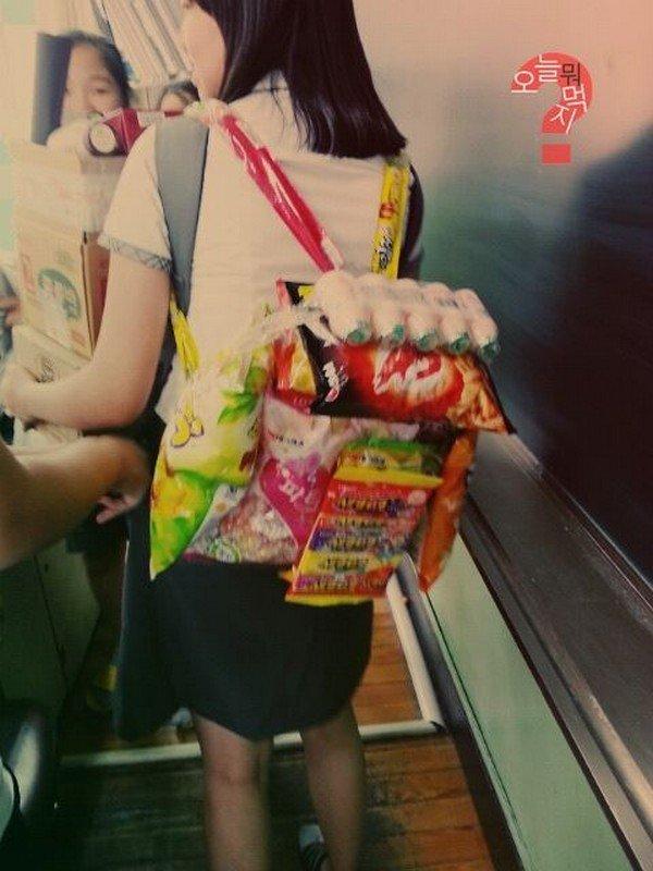 snackpack yakult