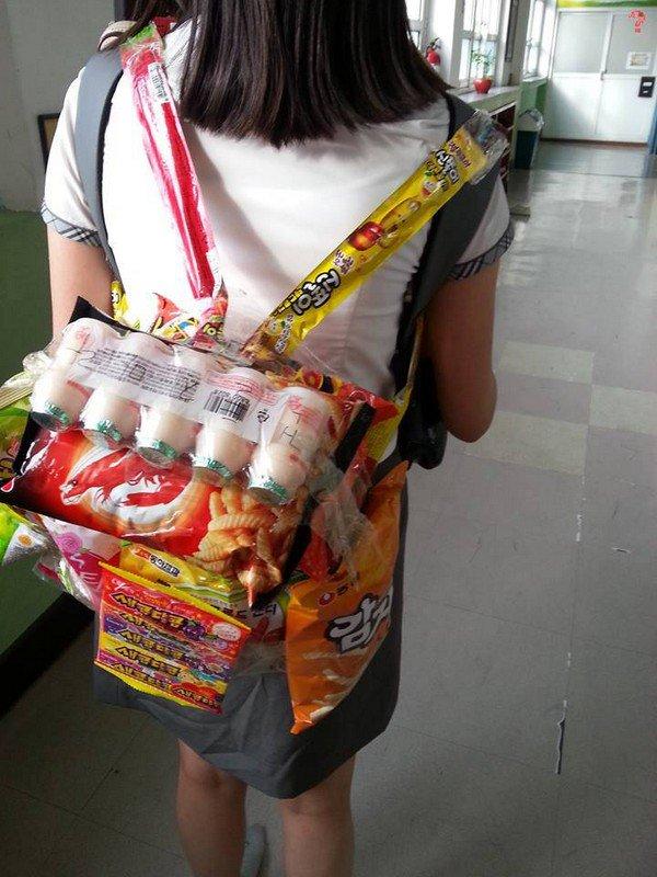 snackpack yakults