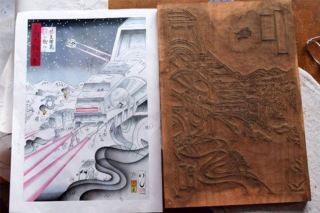star-wars-japanese-wood-cut-compare