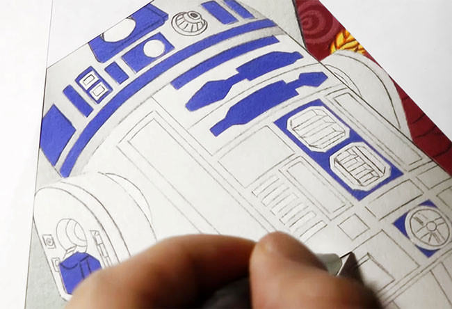 star-wars-japanese-wood-cut-r2d2-draw