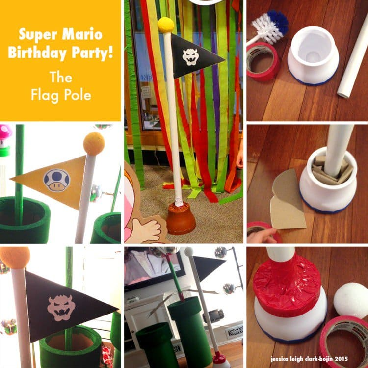 This Diy Super Mario Kids Birthday Party Is Totally Awesome