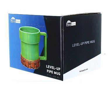 super mario pipe mug box